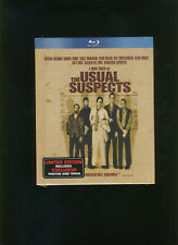 The Usual Suspects Blu-Ray Digibook Brand New