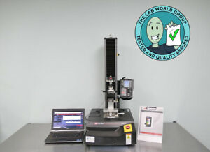 Instron Tensile Tester 5942 with Warranty SEE VIDEO