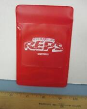 BURTON snowboards REVENGE OF THE REPS rare pocket protector New Old Stock