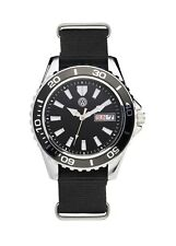 Genuine VW Mens diving style Wrist watch with Nato/Zulu style strap - 000050800Q