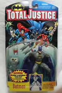 Kenner 1996 Total Justice BATMAN