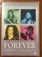 Michael Jackson Forever La vera storia del re del pop (2010) DVD NEW Sigillato
