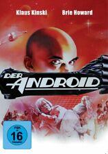 Der Android - Klaus Kinski [DVD] Science-Fiction 1982 -  NEU+VERSCHWEISST