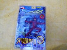 Daredevil Figure from Spider-man Classic Series 2 with Daredevil issue 241