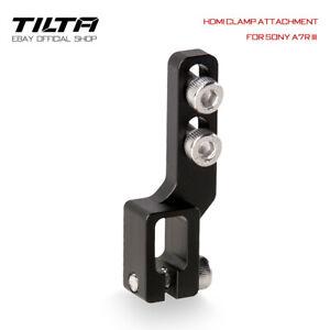 Tilta HDMI Cable Clamp Kabelklemme Cam Fotozubehör für Sony a7S III Camera Cage