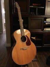 b39e6975d2 Seagull guitar Maritime mini Jumbo and case mint plus condition FREE  Shipping