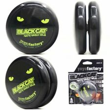 YoYoFactory Black Cat Beginner Yo Yo Play Collection YoYo New