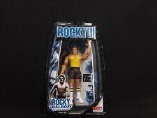 Rocky 3 III Balboa Italian Beach Training Action Figure MOSC Jakks Pacific