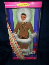 1996 Arctic Barbie Dolls Of The World #16495