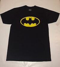 BNWT Batman Men's Short Sleeve T-Shirt Sz L Black