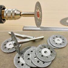 12 Stück Klein Kreissägeblatt Hand Rotary Tischkreissäge Gehrungssäge Werkzeug