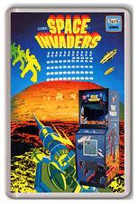 SPACE INVADERS ARCADE FRIDGE MAGNET IMAN NEVERA