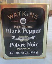 Watkins 12 oz. granulated black pepper