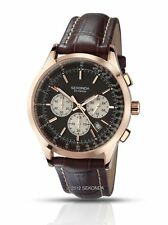 Men's Dress/Formal Adult Wristwatches with Chronograph