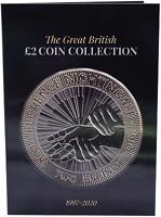 Coin Album 2020 £2 Hunt Collectors Two Pound Folder D-DAY RAF Spitfire