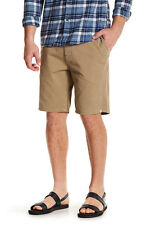 New QUIKSILVER Straight Tapered Elmwood Short Size-36 - Khaki