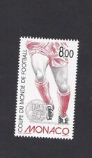 Briefmarke WorldCup USA 1994 Fußball Monaco Coupe de Monde Football ungestempelt