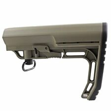 Mission First Tactical MFT Battlelink Minimalist Buttstock Adjustable Black FDE