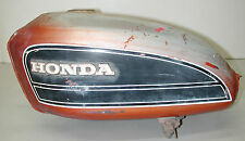 Vintage HONDA Motorcycle Fuel Gas Tank