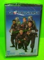 Ghostbusters II SEALED Cassette Tape Album Oingo Boingo Elton John New Edition