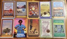 Lot of 10 Books By Alexander McCall Smith