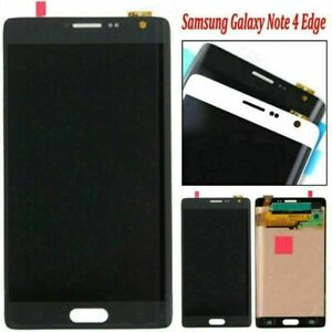 Full LCD Display Touch Screen Digitizer For Samsung Galaxy Note 4 Edge SM-N915F