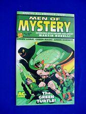 "Men of Mystery 25: golden age reprints.. ""Green "" hero titles."