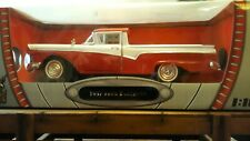 Collectible 1957 Ford Ranchero Die-Cast Car 1/18 Diecast Mint