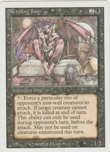 ►Magic-Style◄ MTG - Nettling Imp - Revised - NM/NM-