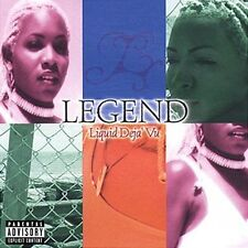 Liquid Deja Vu 2001 by Legend  Artist  . Disc Only/No Case