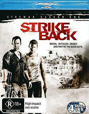 Strike Back: Complete Season 1 (Blu-ray, 2-Disc Set)  New and Sealed