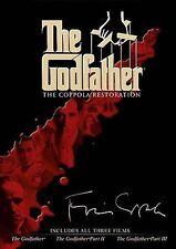 The Godfather: The Coppola Restoration - The Godfather/ The Godfather, Part.