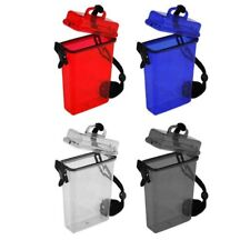 Waterproof Box Case Holder Plastic Container Phone Money Key Storage Camping