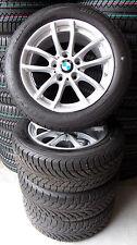 4 BMW Winterräder Styling 378 205/55 R16 91H M+S BMW 1er F20 F21 2er F22 F23 RDK