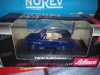 SCHUCO 1/43 DKW 3=6 CABRIO NEUF EN BOITE