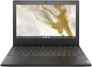 """Lenovo IdeaPad Slim 3 Chromebook 11.6"""" HD Netbook Intel N4020 4GB RAM 32GB eMMC"""