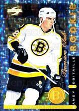 1997-98 Score Boston Bruins Premiere Club #12 Randy Robitaille