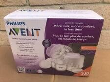 Philips Avent Double Electric Breast Pump SCF334/22 - New
