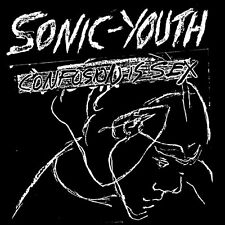 """Sonic Youth Confusion Is Sex 12"""" Vinyl LP Record! 1983 debut album! no wave NEW!"""