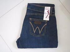 """Wrangler Premium Patch Women's """"Mae""""  Stretch Jeans- 09MWZDD Size 7/8 = Aus 12"""