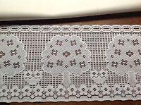 brise bise cantonnière rideaux à décor vendu au mètre B35