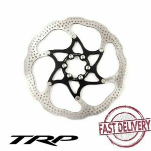 TRP TRP-13 2-Piece Disc Brake Rotor 160mm/180mm/203mm MTB Mountain Road Bike