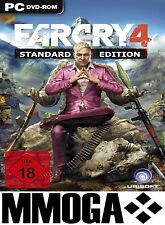 Far Cry 4 Key Standard Edition Uplay / Ubisoft Download Code [DE][EU][NEU][PC]