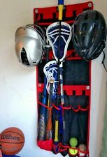 Rawlings Sports Equipment Organizer Storage + Free Gift Headband Ear Warmer New