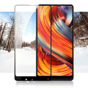 Full Cover Tempered Glass Screen Protector Guard Film for Xiaomi Mi Mix 2 /Mix2S