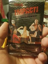 2008 Tristar TNA Impact Wrestling Trading Card Wax Pack Inaugural Edition (NEW)