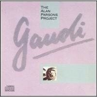 "ALAN PARSONS PROJECT ""GAUDI"" CD NEW!"