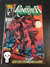 The Punisher#47 Awesome Condition 7.0(1991) Haynes Art!!