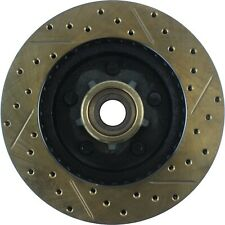 StopTech Disc Brake Rotor Front Right for Chevrolet C1500 / GMC C1500 127.66011R