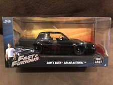 Jada Fast And Furious Dom's Buick Grand National 1/24 Scale